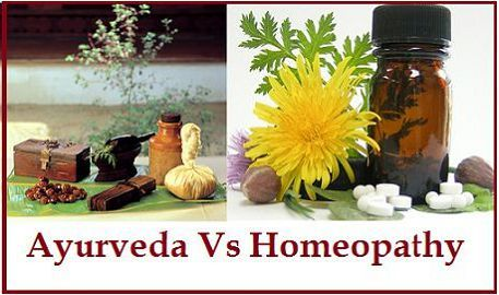 Difference Between Ayurveda And Homeopathy With
